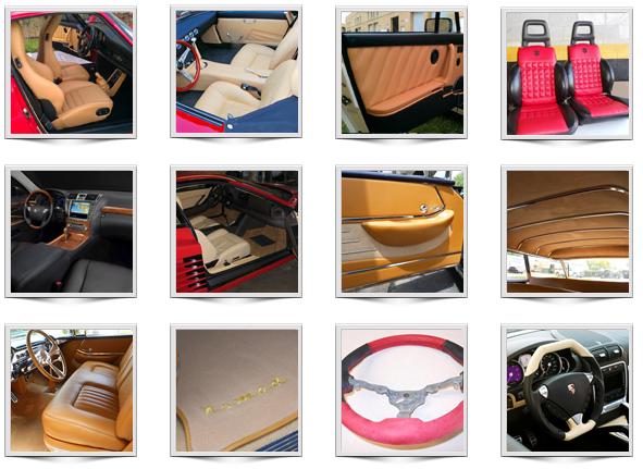 Automobile-Interior-Examples